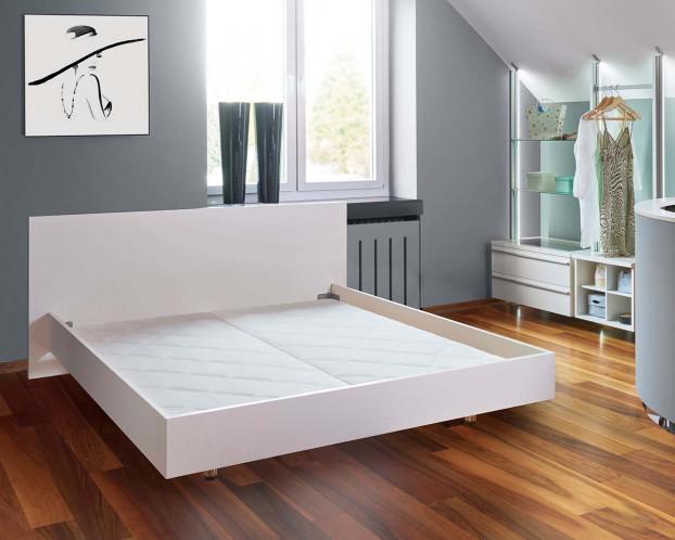 Lackiertes Kopfteil für Design Bett Lack