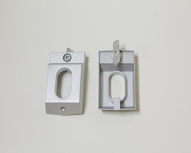 Kleiderstangenhalter für offenes Schranksystem PREMIUM